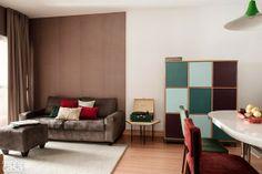 Quem tem pouca verba pode ter uma sala de estar legal?