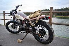 Yamaha SR 250 Rock Box