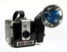 Kodak Brownie Hawkeye Flash...wish I still had my old Brownie Hawkeye