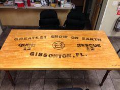 19 best fire station table ideas images on pinterest firemen fire rh pinterest com