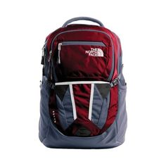 c2c742199d Women s The North Face Recon Backpack - Rumba Red Grisaille Grey Back to  School North