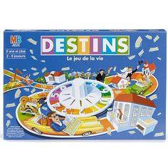 Destins - Le jeu de mon enfance