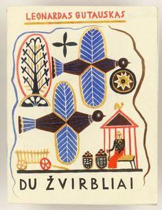 Soviet Lithuanian Children's Book Illustration