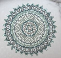 Jan Stawasz Doily Finished