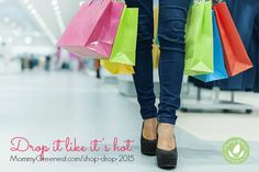 Mommy Greenest Shop Drop Countdown! - http://www.mommygreenest.com/mommy-greenest-shop-drop-countdown/