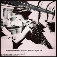 Lillian Bassman - More Fashion Mileage Per Dress #BarbaraVaughn #Harper's Bazaar  Breathe, live, dress quality  #lillianbassman #photographer shop @NET-A-PORTER.COM @Natalia Amores @fenwickbondst #mbfwa #fashionweek #womeninmaking @Triumph International UK #motivational #inspirational #fashion #lifestyle #Padgram