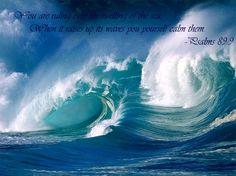 Psalms 89:9