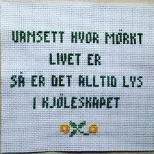 Bilderesultat for geriljabroderi Cross Stitching, Cross Stitch Embroidery, Me Quotes, Motivational Quotes, Cross Stitch Letters, For Facebook, Guerrilla, Modern Cross Stitch, New Words