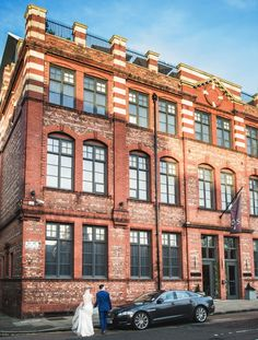 Great John Street | Manchester, North West | Style Focused Wedding Venue Directory | Coco Wedding Venues - Image courtesy of Eclectic Hotels.