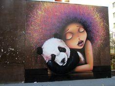 Doudou Style and Vinie Graffiti
