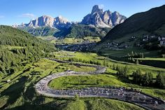 Alpine Mountain Biking in the Dolomites – Cycling adventures by the Lagació Hotel Mountain Residence – South Tyrol, Italy.