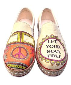 0ef472e787b Goby Pink   Ivory  Let Your Soul Free  Loafer - Women. Free SoulLoafers For  WomenSlip On ShoesBeautiful ...
