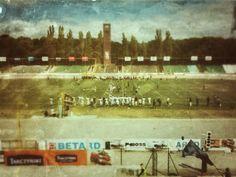 Stadion Olimpijski. Wrocław Panthers Wrocław vs. Seahawks Gdynia