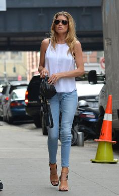 Victoria's Secret Model #Doutzen Kroes Out Shopping! | Posh24.com | July 11th, 2013