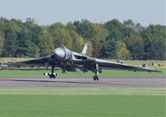 10 years ago today - XH558 returned to the skies above Great Britain.