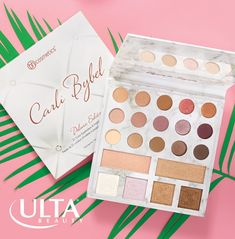 So many shades, so little time. YouTube maven Carli Bybel does it again with a new collaboration with BH Cosmetics: a deluxe eyeshadow and highlighter palette, 21 colors in all for tons of day to night makeup looks. (Psst-it's online only at Ulta Beauty!)