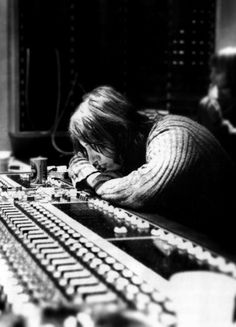 Roger Waters ~ Wish You Were Here sessions ~ 1975