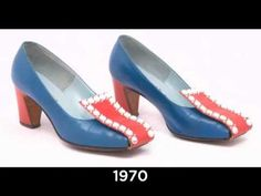 Shoes on Parade: Highlights from the Minnesota Historical Society's Footwear Collection.