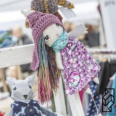 "67 To se mi líbí, 4 komentářů – TankannaToys (@tankannatoys) na Instagramu: ""Violet at Dyzajn market"""