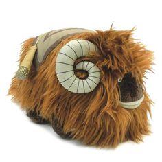 (affiliate link) Star Wars Bantha Plush