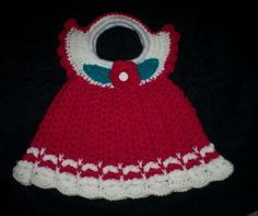 Crochet Dress Bag -