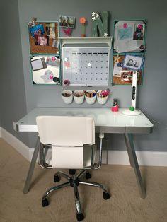 Homework station. Everything the kids needs.