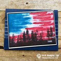 THE STAMPIN SCOOP SHOW – Episode 49 Waterfront Stamp Set February 2018 This is the episode where Linda and I admit to being intimidated by a stamp set lol. Military Cards, Military Quotes, Military Service, Scrapbook Cards, Scrapbooking, Veterans Day, Watercolor Cards, Masculine Cards, Diy Cards