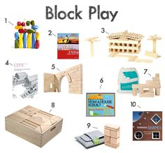 Block Play - Playful Learning
