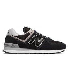newest 8b501 66c69 Homme New Balance 574 Noir