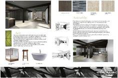 layout Interior Design Layout, Interior Design Portfolios, Interior Design Boards, Commercial Interior Design, Layout Design, Interior Design Presentation, Architecture Presentation Board, Presentation Layout, Presentation Boards