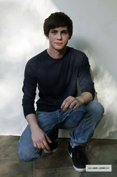 Simple, casual look.  Some boys can just pull it off ie. Logan Lerman