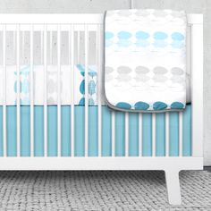 crib sheets, colors