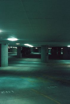 Empty Parking Lots at Night Revy Black Lagoon, Station Essence, Stephen Shore, Night Aesthetic, Urban Aesthetic, Aesthetic Green, Aesthetic Photo, Baby Driver, Edward Hopper