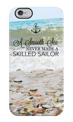 """""""Skilled Sailors"""" iPhone Cases by JazMassa 