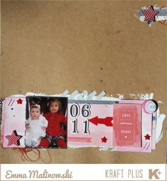 My Scrapbook, Scrapbook Layouts, Scrapbooking, Toy Chest, Storage Chest, Toys, Frame, Design, Home Decor