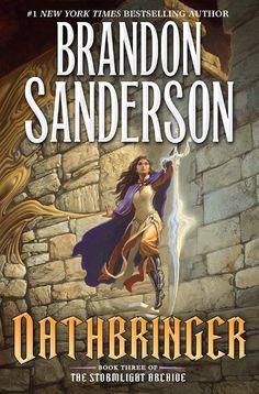 Oathbringer  (The Stormlight Archive, #3) by Brandon Sanderson - Release November 14, 2017 #fantasy #highfantasy