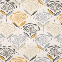 Dandelion Curtain Fabric