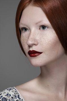 Red by Anastasia Galaktionova