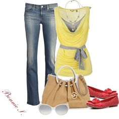Would you wear this nice look?