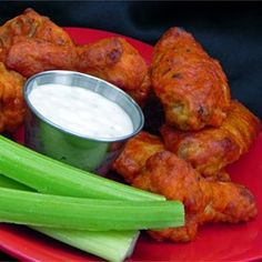 Made these for the Super Bowl yesterday and they were the best wings I've ever made. Restaurant-Style Buffalo Chicken Wings - Allrecipes.com
