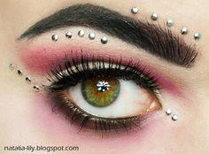 natalia-lily: Beauty Blog: Konkurs Makijażowy KOBIETA XXIV w.