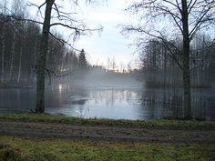 Erkylä Välilampi syksy by talaakso, via Flickr