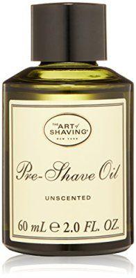 The Art of Shaving Pre-Shave Oil, Unscented, 2 fl. ❤ P&G Prestige Beauty Brands Shaving Tips, Wet Shaving, Best Shaver For Men, Best Shaving Cream, The Art Of Shaving, Pre Shave, Essential Oils For Skin, Close Shave, Beard Care