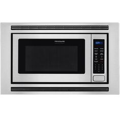 Frigidaire Professional 2 Cu Ft Built In Microwave With Sensor Cooking Controls Smudgeproof Stainless Steel Fpmo209rf