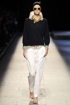 Runway Culture --- Dries Van Noten Spring 2009 Ready-to-Wear Collection Photos - Vogue Fashion 2020, Fashion Brands, Fashion Show, Fashion Design, Street Fashion, Women's Fashion, Looks Style, My Style, Dries Van Noten