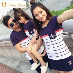 Family Look clothing Mother Daughter Father Son