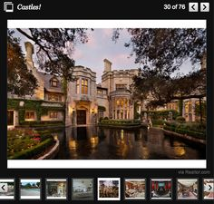 Featured on the Huffington Post: the $28,800,000 Hillsborough, CA Elizabethan estate represented by Leverage Global Partner Clay Herman Realtor, Inc.