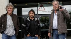 BBC 'wants to keep James May and Richard Hammond on Top Gear' - BT