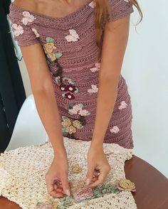 ♻We don't do Crochet, we do art ❤ #VanessaMontoroStyle #VanessaMontoroCrochet #Crochet #HandMade #Authentic #Timeless #FeitoporPessoas #FeitonoBrasil #PositiveFashion