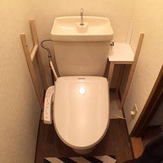 【DIY】賃貸トイレをドリームクッションレンガでタンクレストイレ風にDIY! LIMIA (リミア)